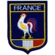 Badge French Cock