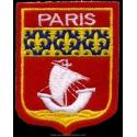 Badge Coat of Arms of Paris