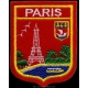 Badge Eiffel Tower