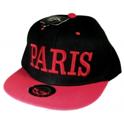 Paris Baseball Cap Type US
