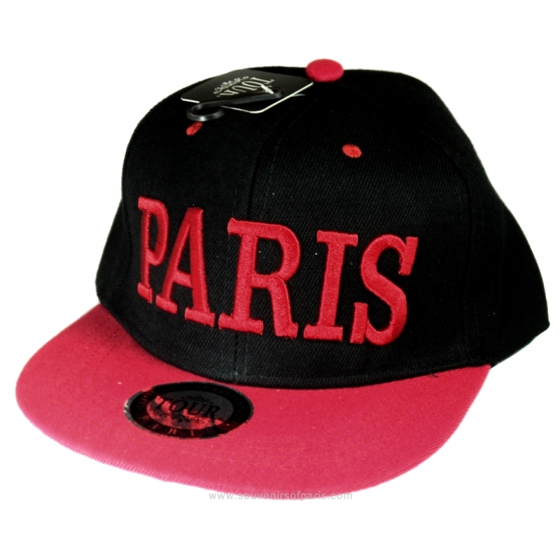 Paris Baseball Cap Type Us