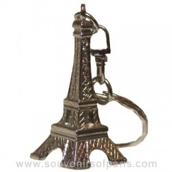 3D Eiffel Tower Key Chain