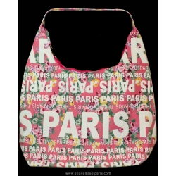 Bag Paris City of Flowers