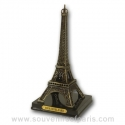 "Eiffel Tower on wooden base 5.51"" (14cm)"