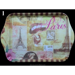 Trays Melamine Paris