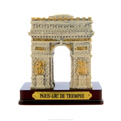Arc of Triumph in resin - Big