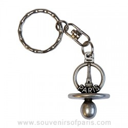 Pacifier Key Chain