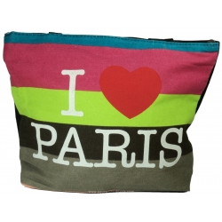 Parade I Love Paris little Bag