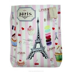 Shopping Bag Gourmand Eiffel Tower