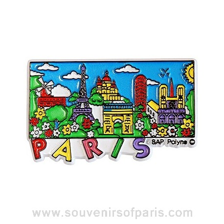 Paris Children's Magnet