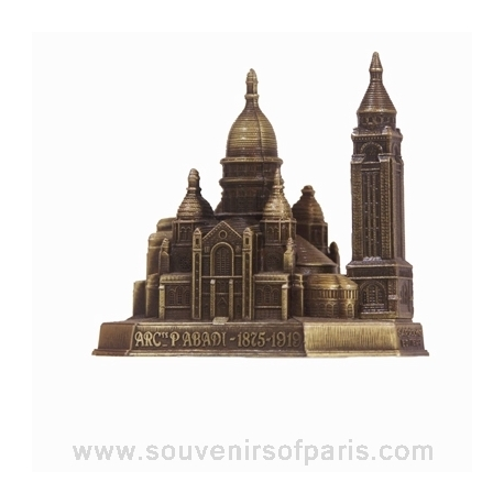 Old Silver Sacre Coeur - Size 3