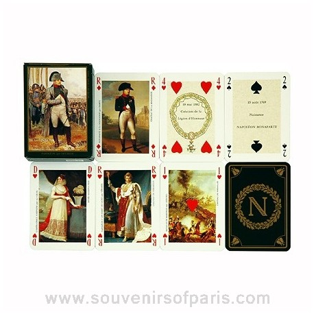Napoleon Playing Cards