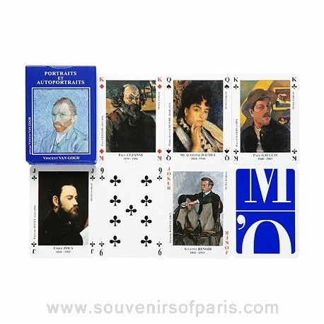 Musée d'Orsay Playing Cards
