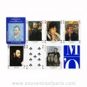 Painters Self-portrait Playing Cards