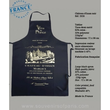 Chateau d'Issan Big Apron