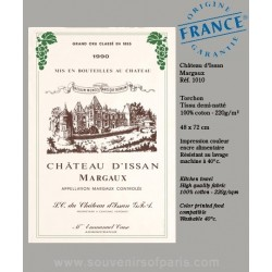 Chateau d'Issan Dish towel
