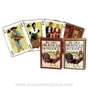 """""""The Provinces of France"""" playing cards"""