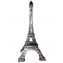 "Old Silver Eiffel Tower 15"" (38 cm) - Made in France"