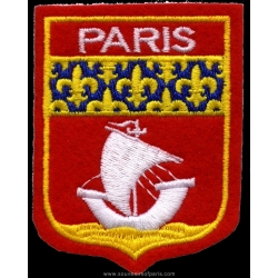 Badge Coat of Arms of Paris